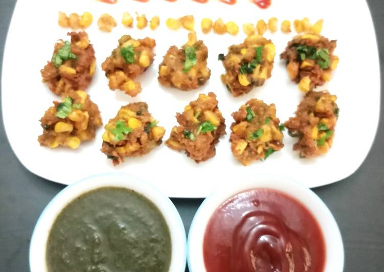 Simple Way to Make Favorite Corn Fritters