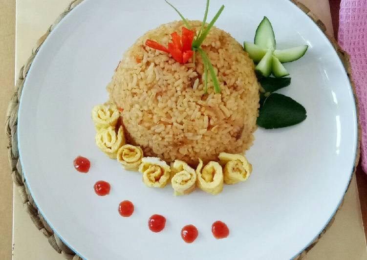 Nasi Goreng Cikur khas Bandung