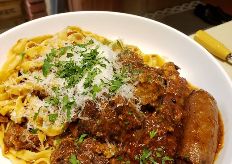 Recipe: Tasty Sunday Gravy