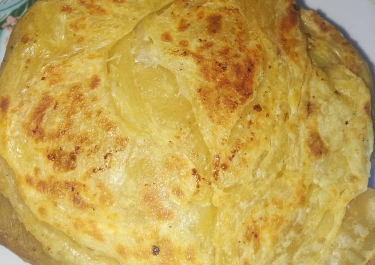 Roti Maryam / Canai 6 Bahan