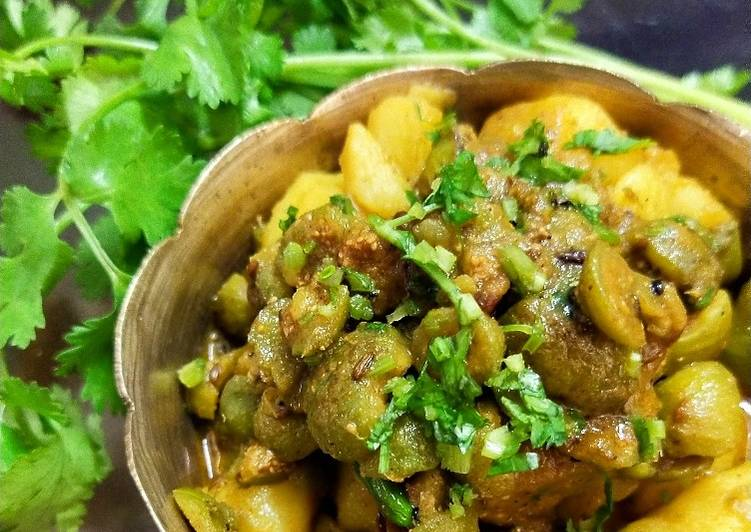 Recipe: Delicious Indian fig curry