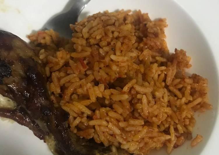 Top 100 Dinner Ideas Ultimate Jollof Rice
