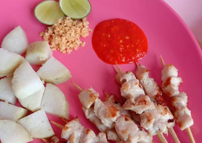 Resep Sate taichan, Bikin Ngiler