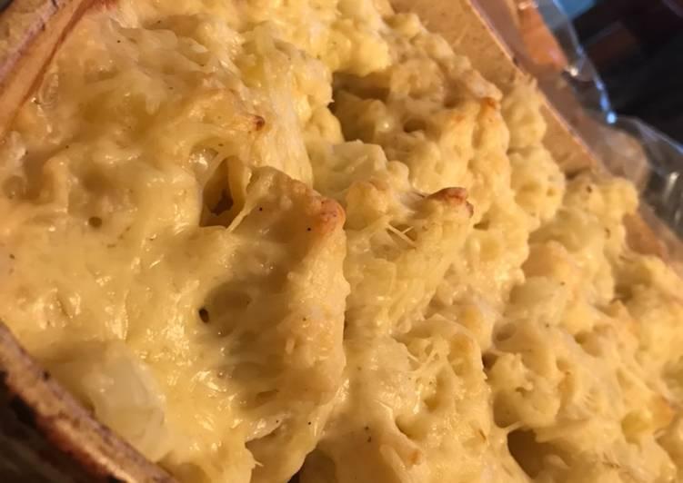 La Délicieuse Recette du Gratin de pommes de terre et de chou-fleur