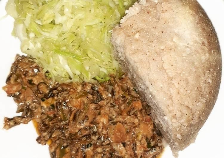 Step-by-Step Guide to Prepare Speedy Deep fried omena (sardines)