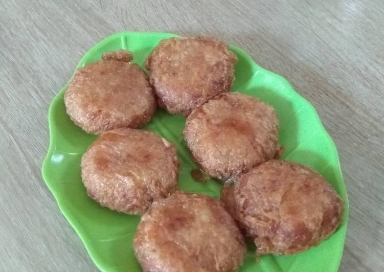 Resep Perkedel kentang-kornet Yang Gampang Lezat