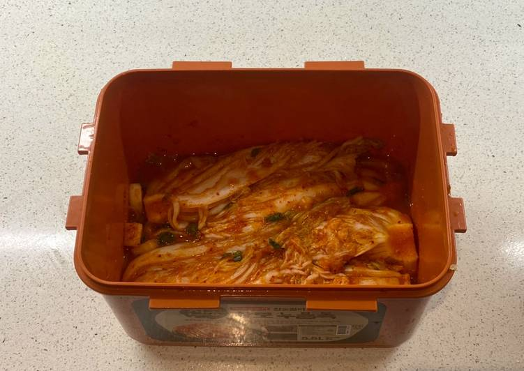 Easiest Way to Make Perfect Kimchi