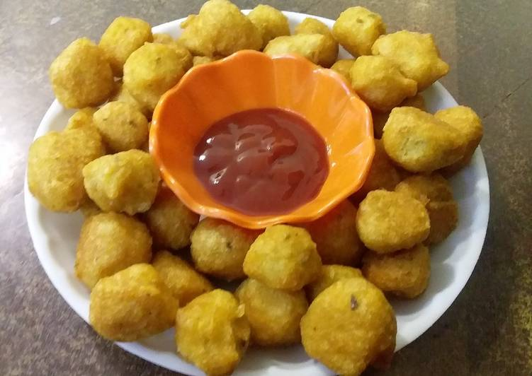 Masoor dal pakode Choosing Fast Food That's Very good For You