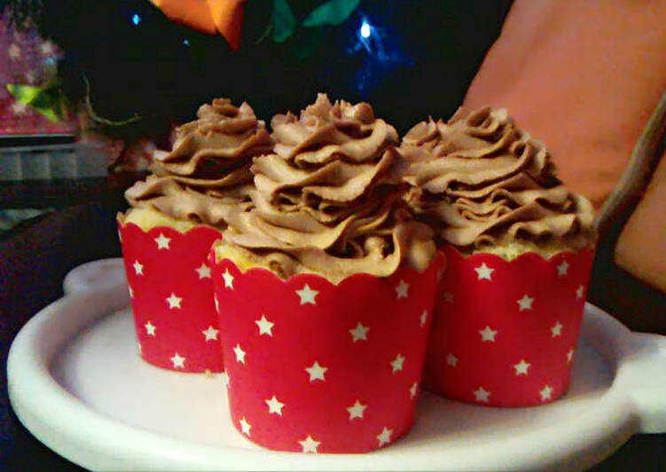 Nutella Chocolate Frosting