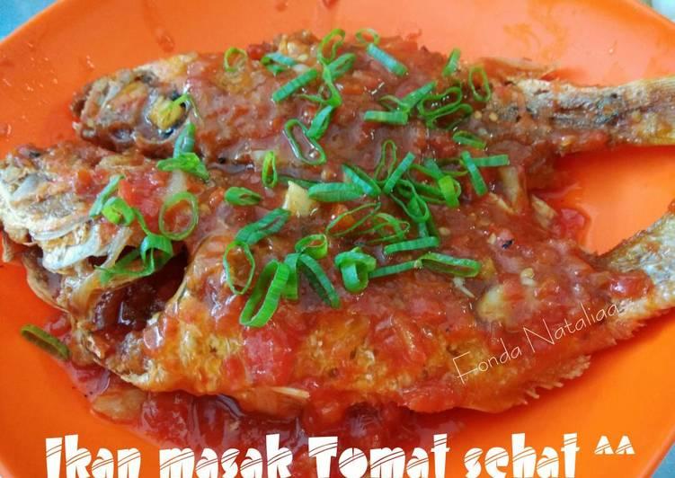 Ikan masak tomat