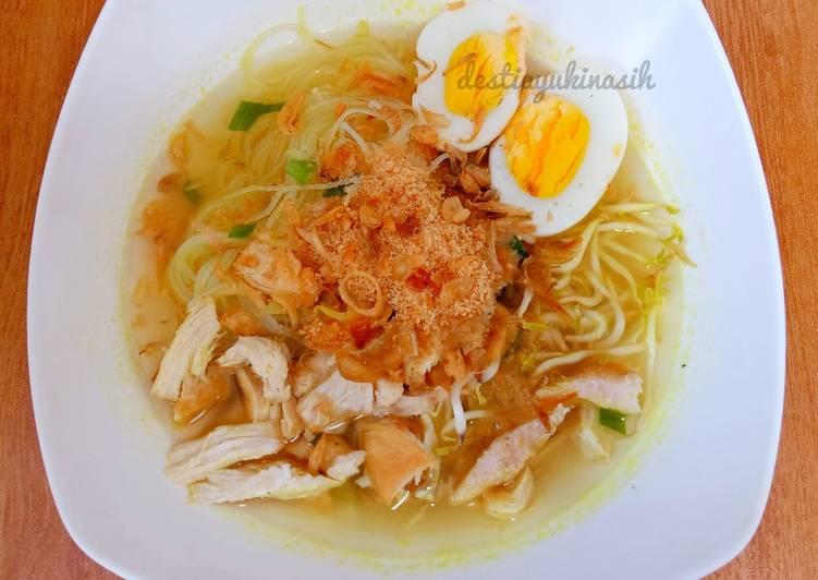 Soto Ayam Lamongan Koya - cookandrecipe.com