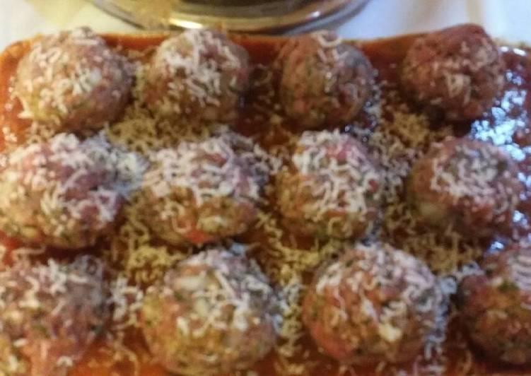 Millers meatballs