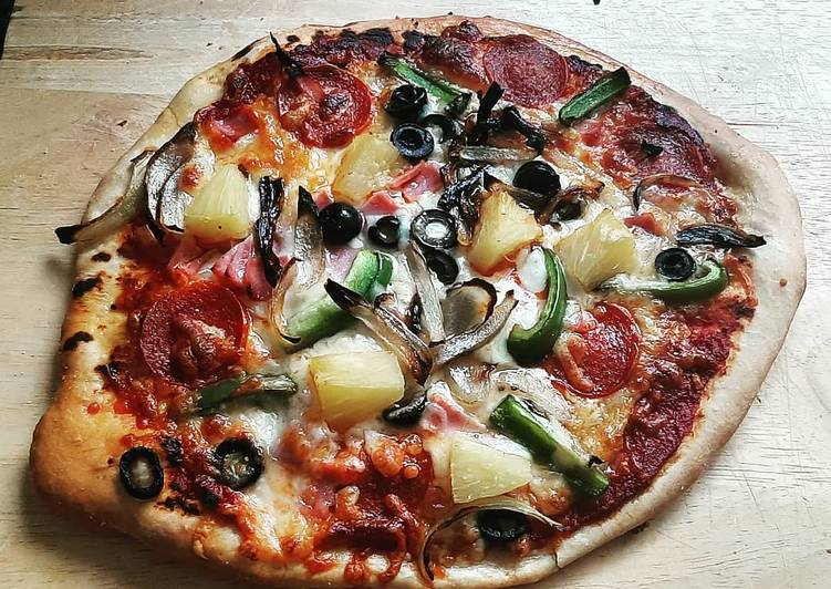 Recipe: Appetizing Pizza