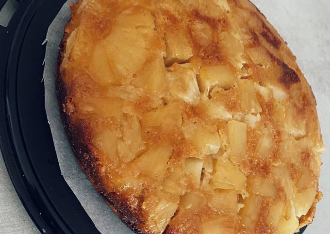 Gâteau à l'ananas 🏝