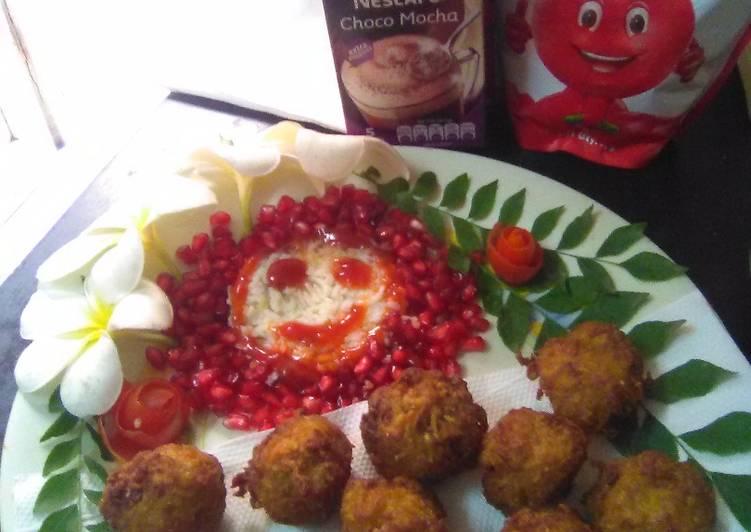 Maggie ke pakode with veggies - Laurie G Edwards