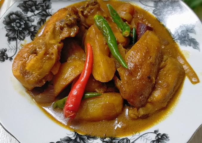 Ayam masak kicap pekat