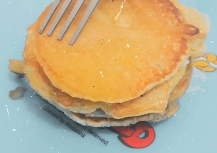 Resep Pancake Simple Ala Anak Kos Bikin Laper