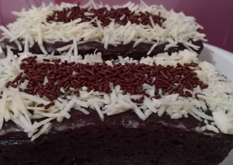 Brownies kukus nutricake praktis enak anti gagal