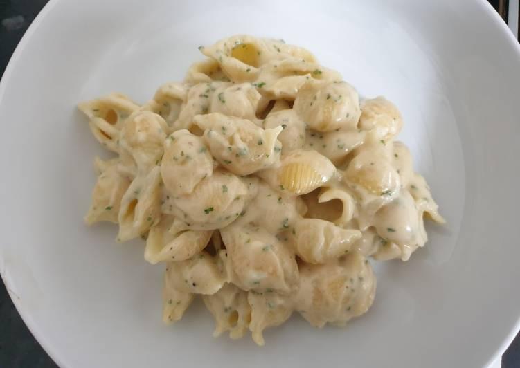 Simple cheese n pasta