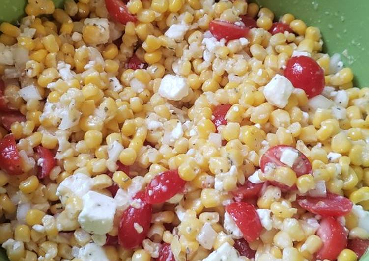 Easiest Way to Make Award-winning Corn salad