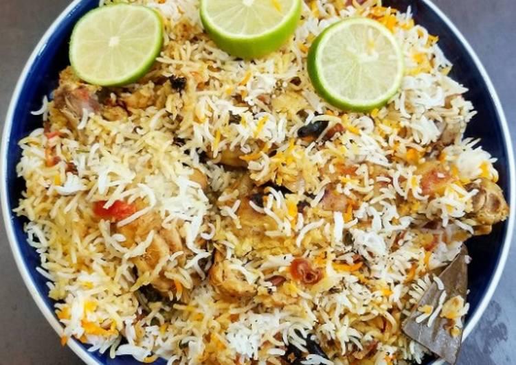 Top 10 Dinner Ideas Speedy Hyderabadi Chicken Dum Biriyani