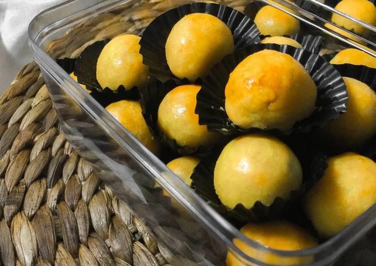 Langkah Mudah untuk Menyiapkan Nastar selai nanas, Bisa Manjain Lidah