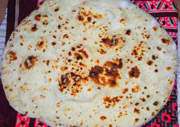 Old Fashioned Dinner Ideas Cooking Tandoori roti