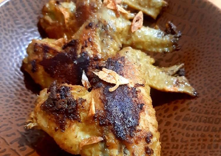Ayam Bakar Bumbu Opor