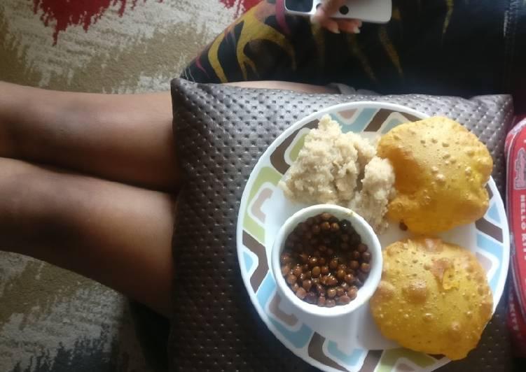 Recipe of Any-night-of-the-week Masala puri