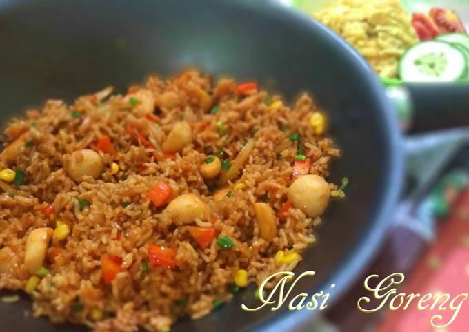 Resep Nasi Goreng Saus Tiram Oleh Ester Ariesiani Cookpad