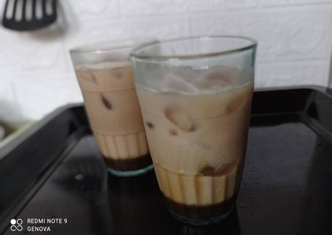 Es kopi gula aren