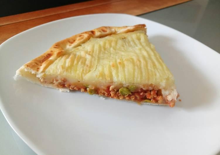 Recipe of Perfect Cottage pie pie