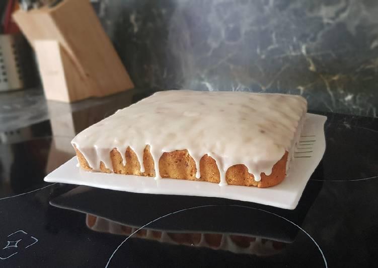 32• 🍰🥕Carrot cake à la patate douce et noisettes concassées 🥔🍰