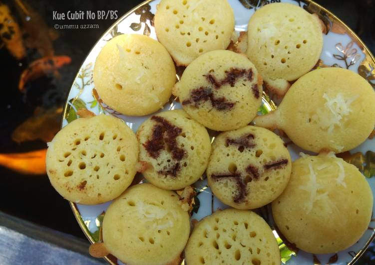 Resep Kue Cubit No BP/BS Paling Enak