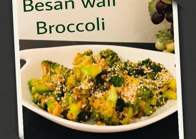Besan wali Broccoli