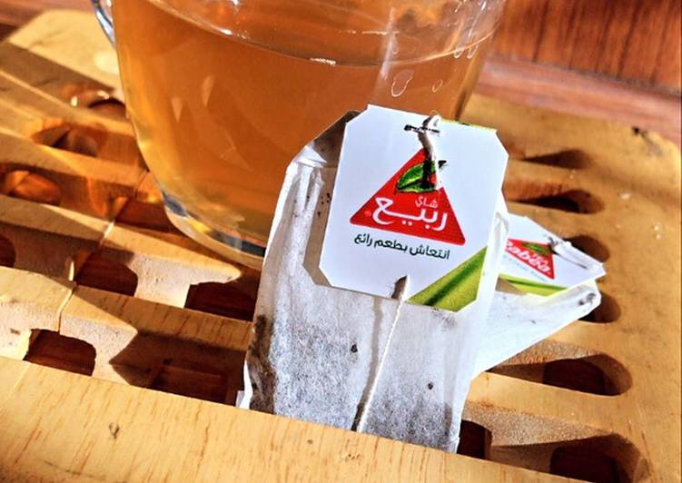 Rabea green tea