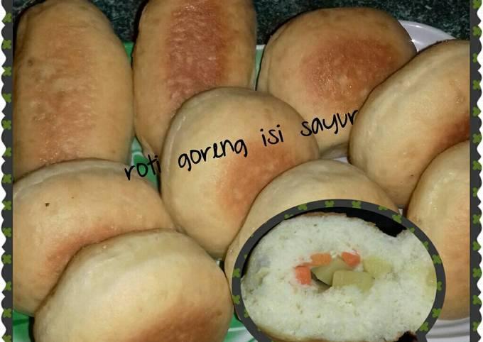 Resep Roti Goreng Isi Sayur Beranibaking Anti Gagal Foodlovers