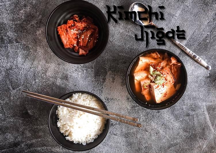 Resep Kimchi Jjigae untuk pemula