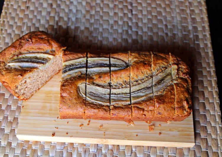 Bizcocho de plátano/Banana bread