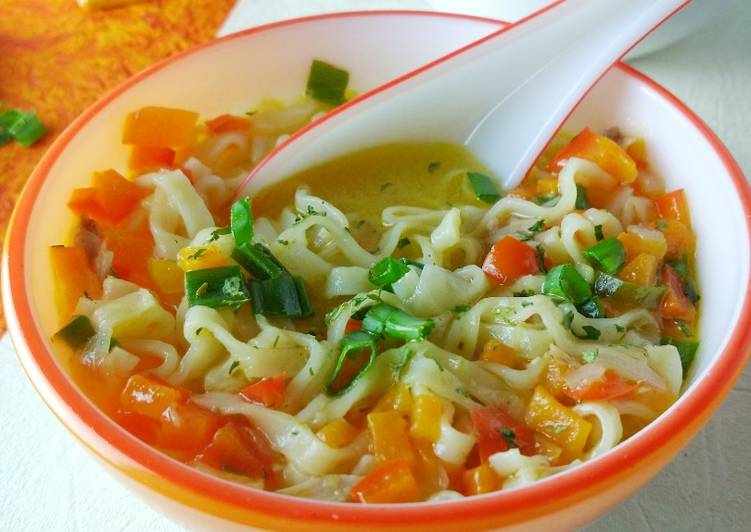 Recipe of Any-night-of-the-week Homemade Chicken Noodle Soup