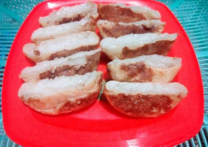 Resep Kue pancong (rangin), Enak
