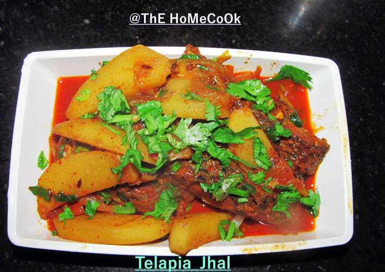 Step-by-Step Guide to Make Quick Telapia Jhal