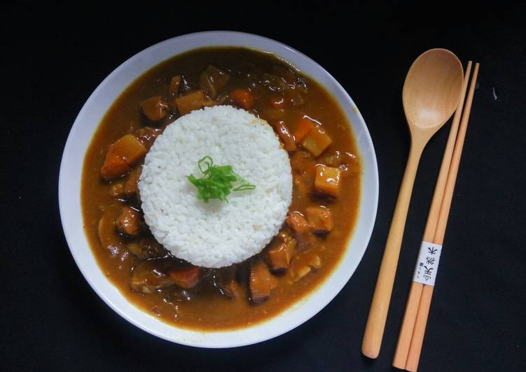 Japanese Beef Curry (Maincourse)