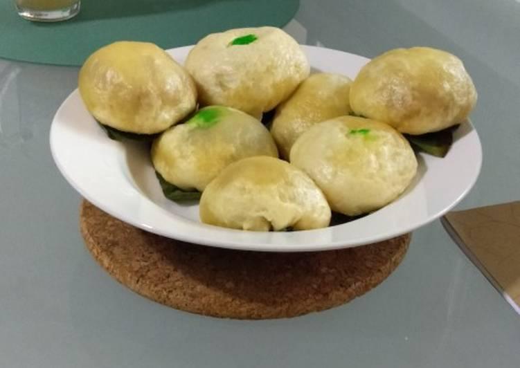 Resep Bakpao isi ayam dan kacang ijo Bikin Ngiler