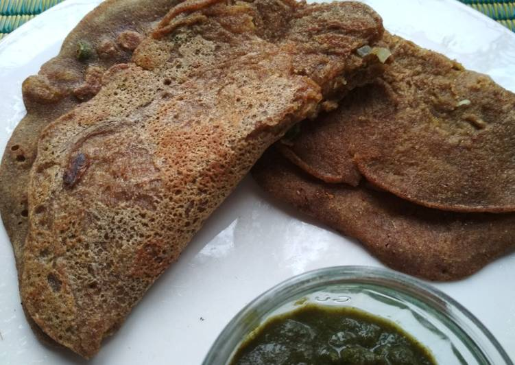 How to Prepare Tasty Ragi uttapam for healthy weight loss recipe