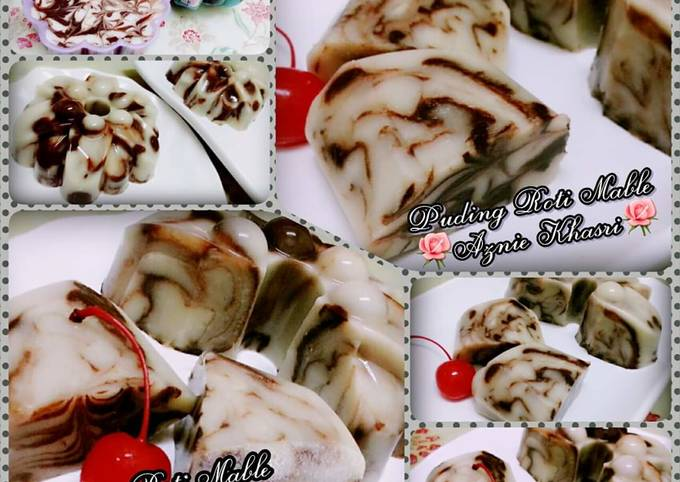 Puding Roti Mable