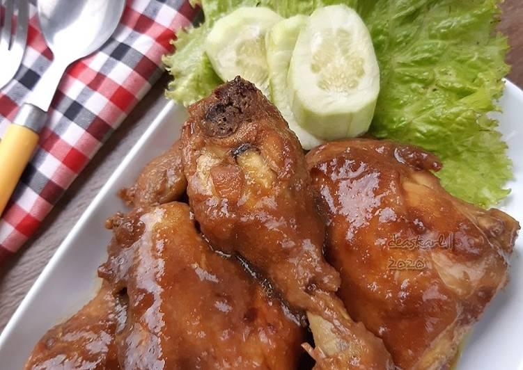Ayam Kecap Ala Ibuku 💕