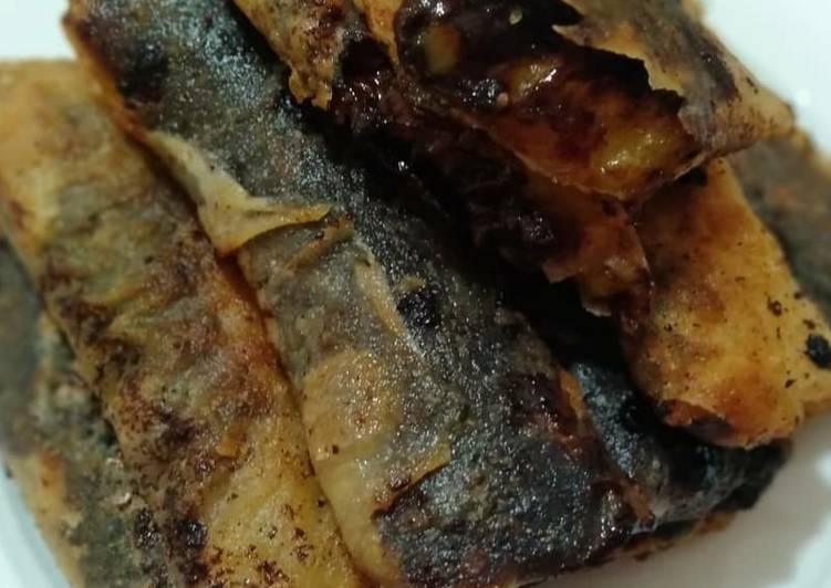 Cara Gampang Membuat Piscok Lumer Simple Yang Menggugah Selera Best Recipes