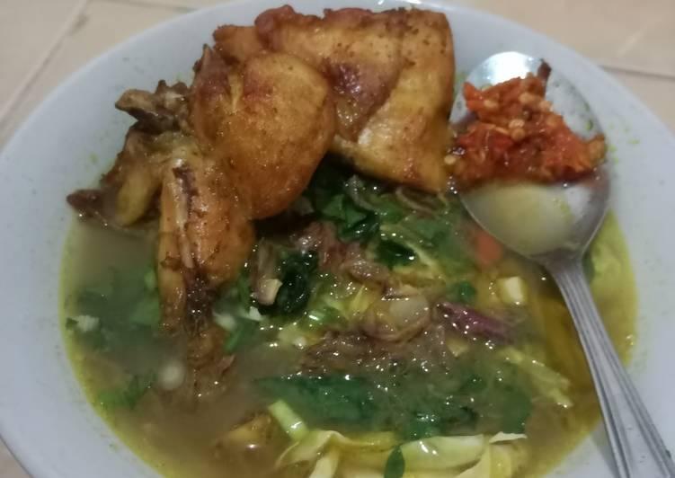 Soto Ayam Spesial