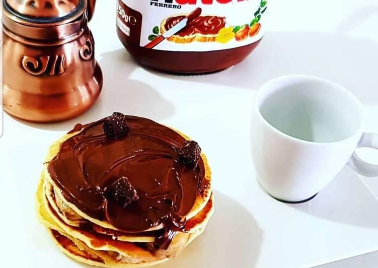 Pancakes facile et rapide